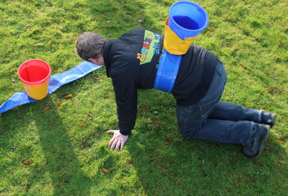 Zeskamp spel 'Waterdrager' huren
