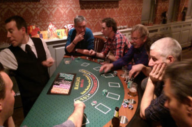 blackjack-tafel