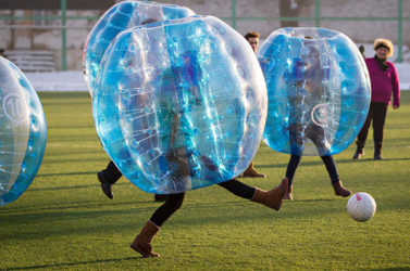 bubble-voetbal-2