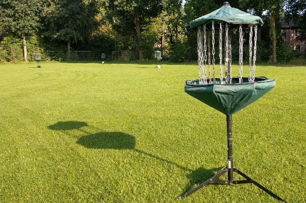 Sport spel 'Disc Golf' huren