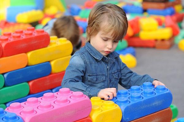 'Lego Blokken' huren