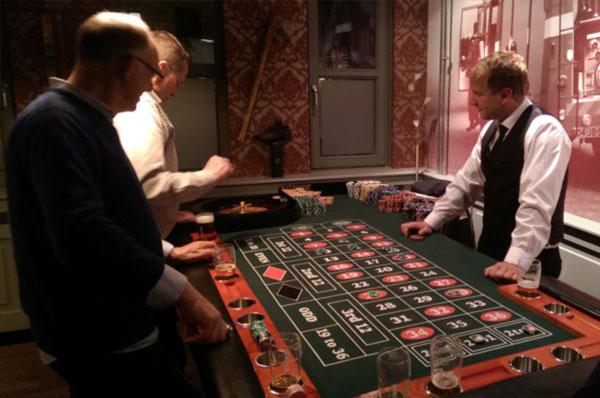 Roulette Tafel Huren : Roulette tafel crazyair