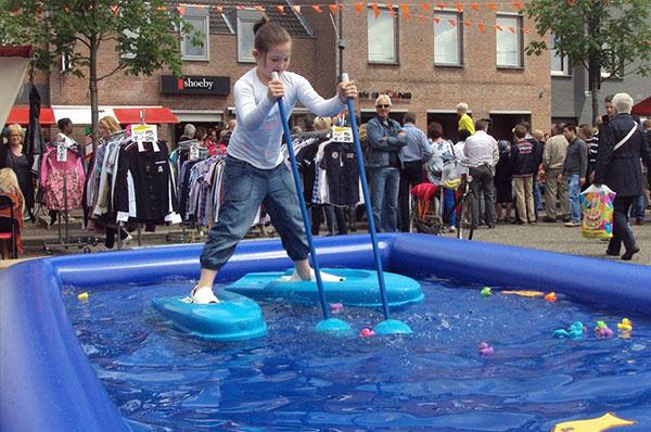 Waterglijbaan 'Waterloopbaan' huren