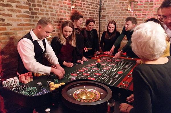Casino Arrangement huren voor de leukste uitjes