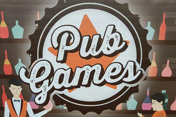 Pub Games huren voor de leukste uitjes