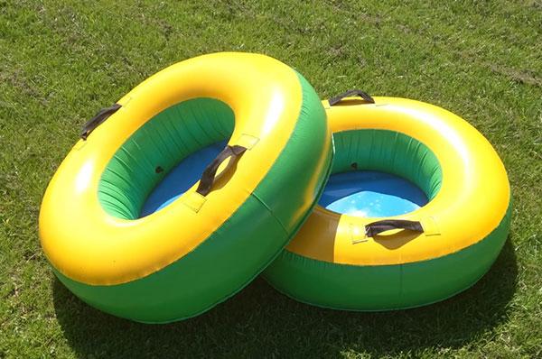 Waterglijbaan 'Tobbes Set' huren