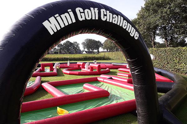 Sport spel 'Mini Golf Challenge 9 Holes' huren